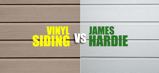 James Hardie Fiber Cement Siding Vs Vinyl Siding Elite